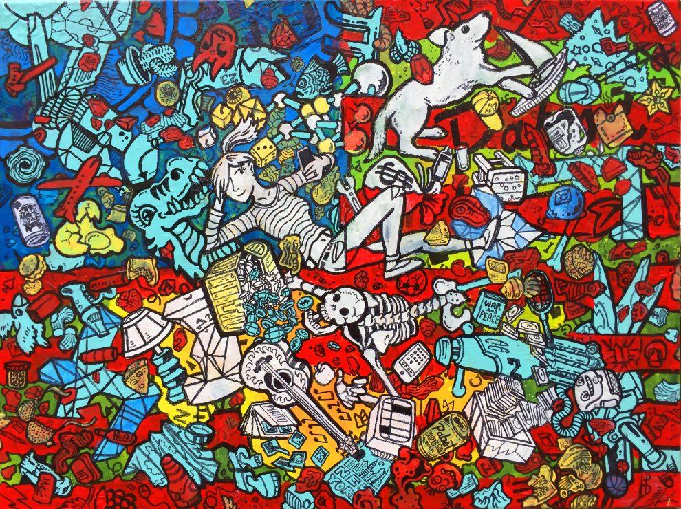 Dabu Doodles by Erik Reichenbach: Where's the PBR?