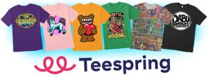 dabu doodles tshirts stickers more