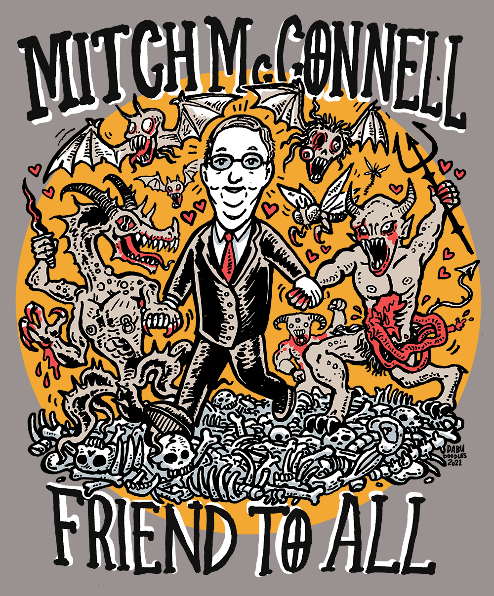 Mitch McConnell and Friends